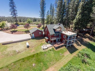 Somerset Single Family Home For Sale: 7887 Slug Gulch Road