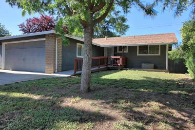 Davis Single Family Home For Sale: 3037 Bryant Place