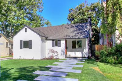 Sacramento Single Family Home For Sale: 1124 57th Street