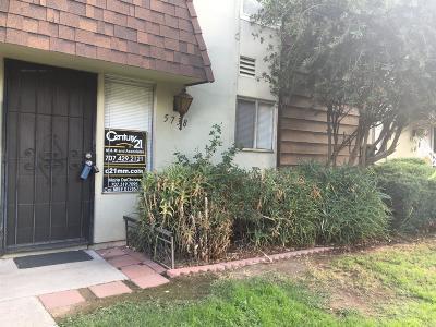 Sacramento County Condo For Sale: 5738 Hillsdale Boulevard
