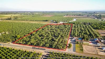 Modesto Commercial Lots & Land For Sale: Mc Donald Avenue