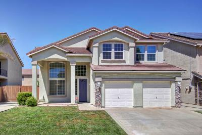 Elk Grove Single Family Home For Sale: 9466 Winding River Way
