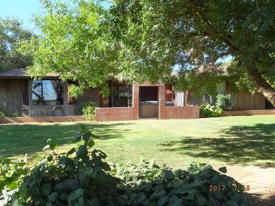 Gustine Single Family Home For Sale: 8218 Whitworth Road