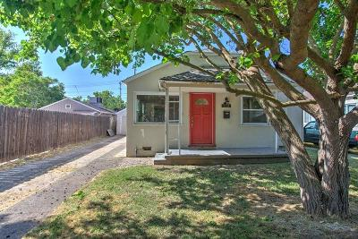 Sacramento Single Family Home For Sale: 5314 14th Avenue