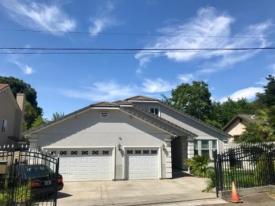 Citrus Heights Single Family Home For Sale: 7545 Orange Drive
