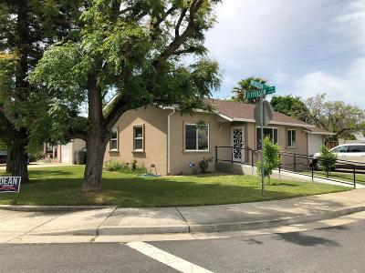 West Sacramento Single Family Home For Sale: 301 Webster Street