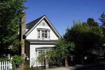 Nevada Single Family Home For Sale: 560 East Broad Street