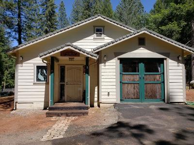 Grizzly Flats Single Family Home For Sale: 7016 Sugar Pine Drive