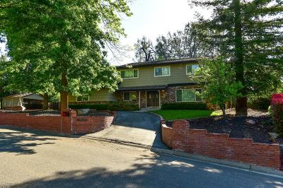 Folsom Single Family Home For Sale: 7121 Pine View Drive