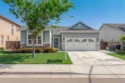 Tracy Single Family Home For Sale: 731 Cathedral Way