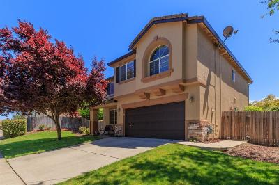 Citrus Heights Single Family Home Pending Sale: 6565 Campfire Way