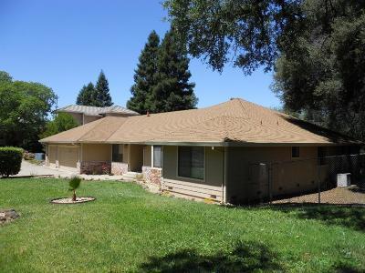 Fair Oaks Single Family Home For Sale: 5334 Illinois Avenue