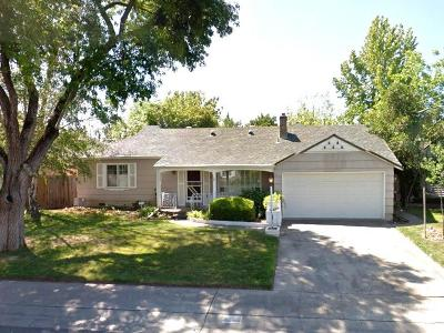 Sacramento Single Family Home Active Short Sale: 3104 Crest Haven Drive