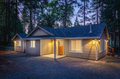 Pioneer Single Family Home For Sale: 25921 Mt. Misery Lane