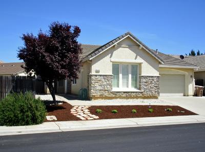 Elk Grove Single Family Home For Sale: 5405 Claudied Way