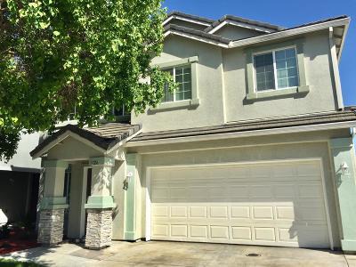 Stockton Single Family Home For Sale: 3726 Mykala Drive