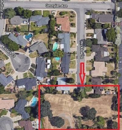 Sacramento Residential Lots & Land For Sale: 4601 Whitney Avenue