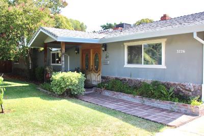 Carmichael Single Family Home For Sale: 3226 Mission Avenue