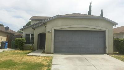 Turlock Single Family Home For Sale: 376 Sylva Street