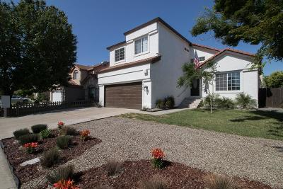Modesto Single Family Home For Sale: 3829 Carver Road