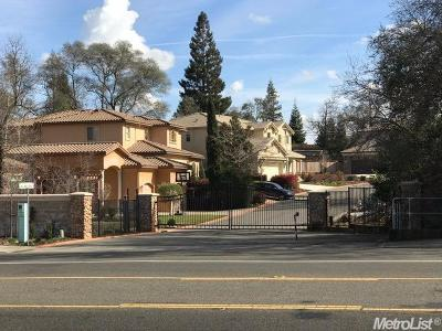 Fair Oaks Residential Lots & Land For Sale: 8091 Village Estates Lane