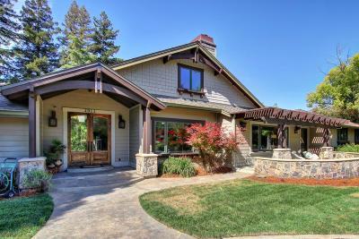 Sacramento Single Family Home For Sale: 2011 Maple Glen Road