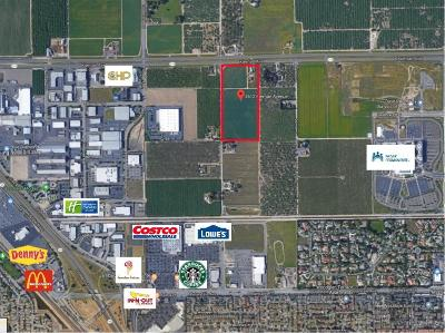 Modesto Commercial Lots & Land For Sale: 3612 Kiernan Avenue