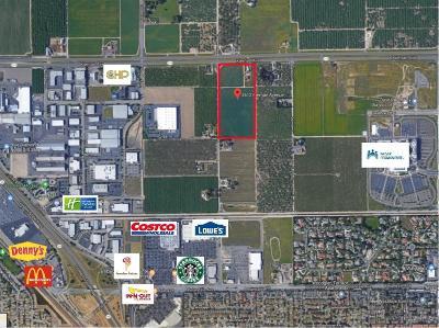 Modesto Commercial Lots & Land For Sale: 3612 Kiernan Avenue