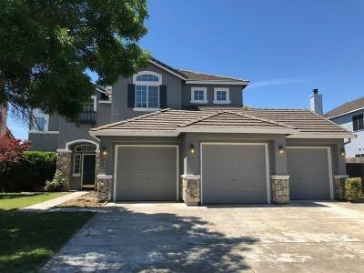 Manteca CA Single Family Home For Sale: $444,995