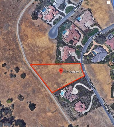 El Dorado Hills  Residential Lots & Land For Sale: 4991 Gresham Drive