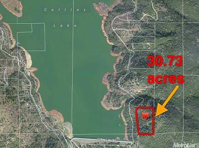 Yuba County Residential Lots & Land For Sale: 1 Collins Lake Road