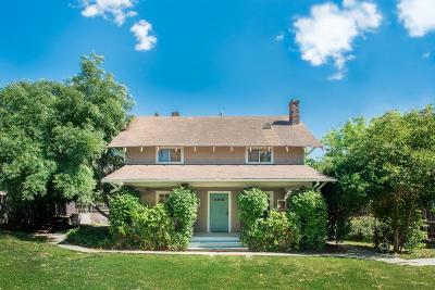 Citrus Heights Single Family Home For Sale: 6540 Auburn Boulevard