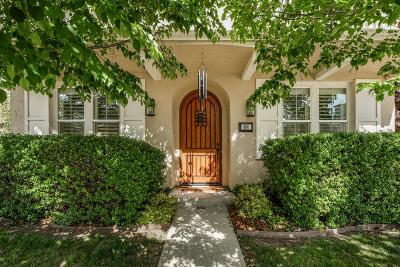 Sacramento Single Family Home For Sale: 400 Hebron Circle