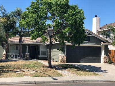 Modesto Single Family Home For Sale: 2313 Millcreek Drive