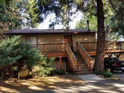 Sonora Single Family Home For Sale: 21872 Russian River Dr
