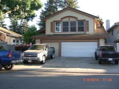 Modesto Single Family Home For Sale: 3720 Wilkesboro Avenue