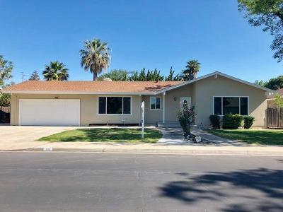 Modesto Single Family Home For Sale: 709 Leveland Lane