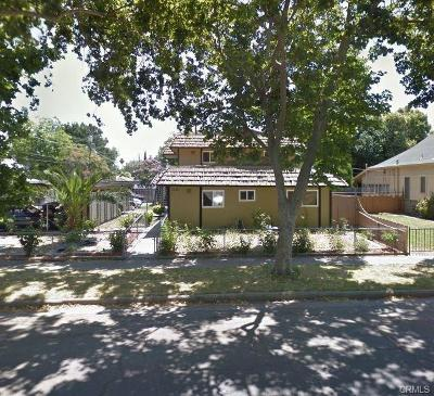 Merced Multi Family Home For Sale: 2020 K Street