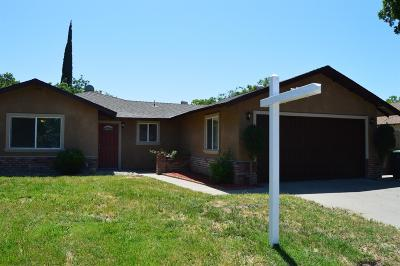 Modesto Single Family Home For Sale: 3224 Harlan Way