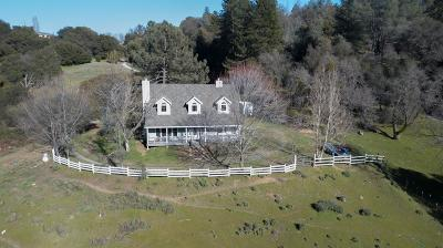 Placerville Single Family Home For Sale: 6081 Cosumnes Vista Road