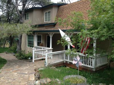 Grass Valley Single Family Home For Sale: 15437 Duggans Road