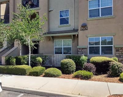 Rocklin Condo For Sale: 1250 Whitney Ranch Parkway