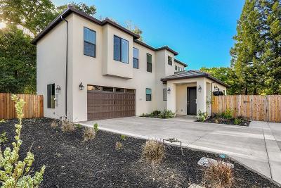 Single Family Home For Sale: 5545 Clark Avenue