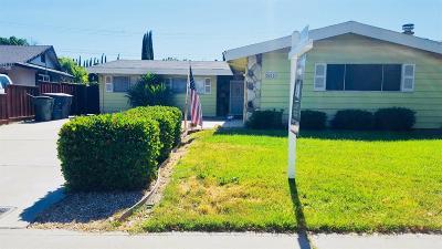 Tracy Single Family Home For Sale: 2612 Cabrillo Drive