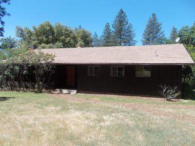 West Point CA Single Family Home For Sale: $305,000