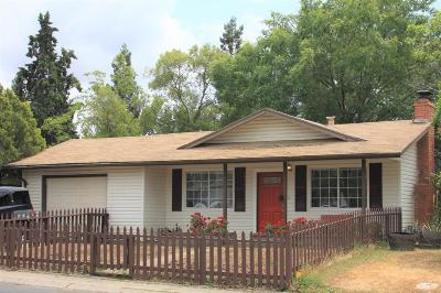 Folsom Single Family Home For Sale: 1314 School Street