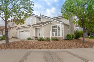 Tracy Single Family Home For Sale: 782 Glenpine Court