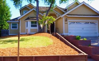 Orangevale  Single Family Home For Sale: 8488 Oakwind Court