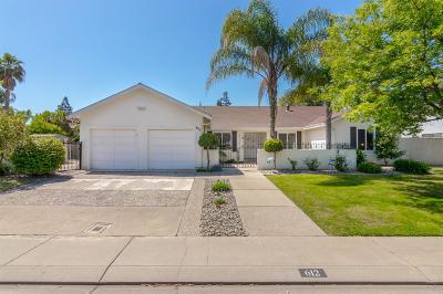 Modesto Single Family Home For Sale: 612 Zinnia Way
