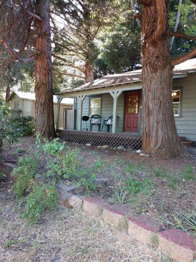 Foresthill Single Family Home For Sale: 24565 Lowe Street